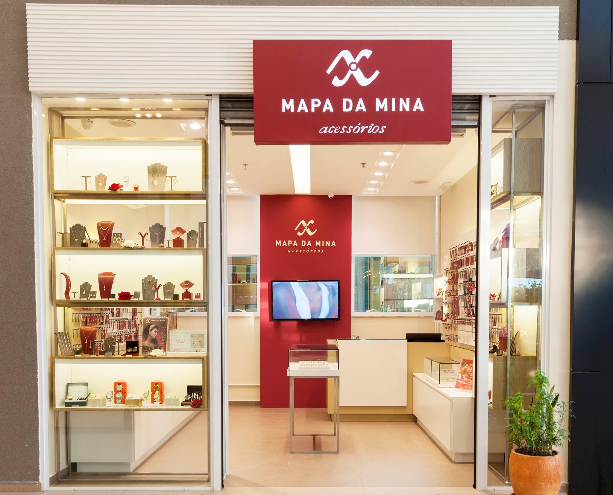 4fa3284b3 Mapa da Mina comemora um ano no Shopping Boulevard, em Botucatu ...