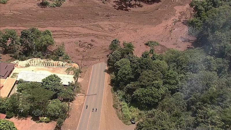 Barragem da Vale se rompe em Brumadinho 260a1ecc9edcb