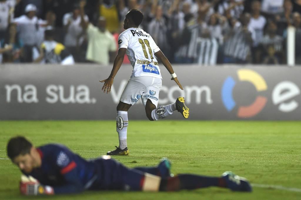 Santos X Atletico Go 110419 Leia Noticias