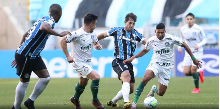 Grêmio e Palmeiras ficam no empate em Porto Alegre - Leia ...